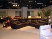 HTL Leather Sectional - Reclining | HTL Home Furniture ...