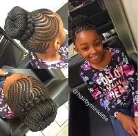 1000+ ideas about Kid Braids on Pinterest | Girls natural ...