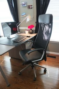MARKUS Swivel chair, black Glose Robust black | Workspaces ...