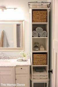 25+ best ideas about Bathroom storage cabinets on ...