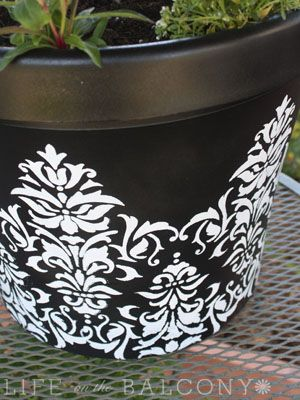 25 Best Ideas About Painted Flower Pots On Pinterest Clay Pot