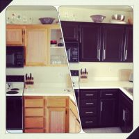 DIY kitchen cabinet makeover | Home decor | Pinterest | To ...