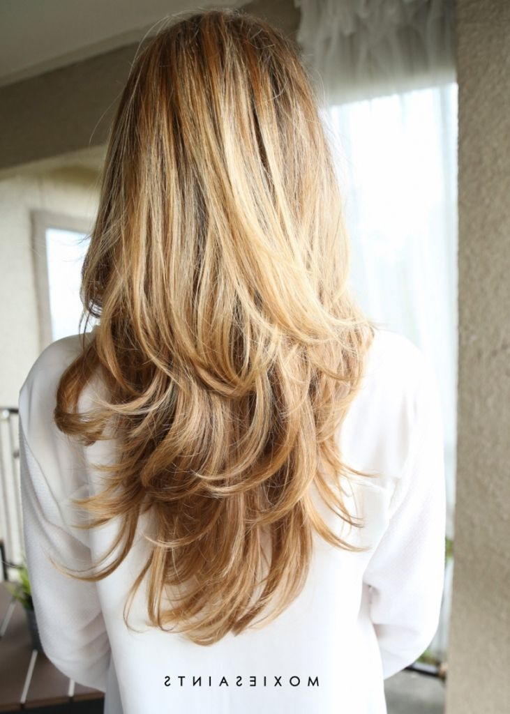 17 Best ideas about Blonde Layered Hair on Pinterest  Long hairstyles cuts Hair color 2016 and
