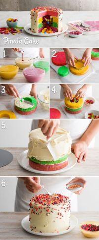 1000+ Ideen zu Pinata Kuchen auf Pinterest | Kuchen ...