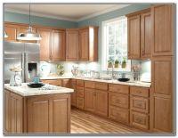 1000+ ideas about Oak Cabinet Kitchen on Pinterest   Light ...