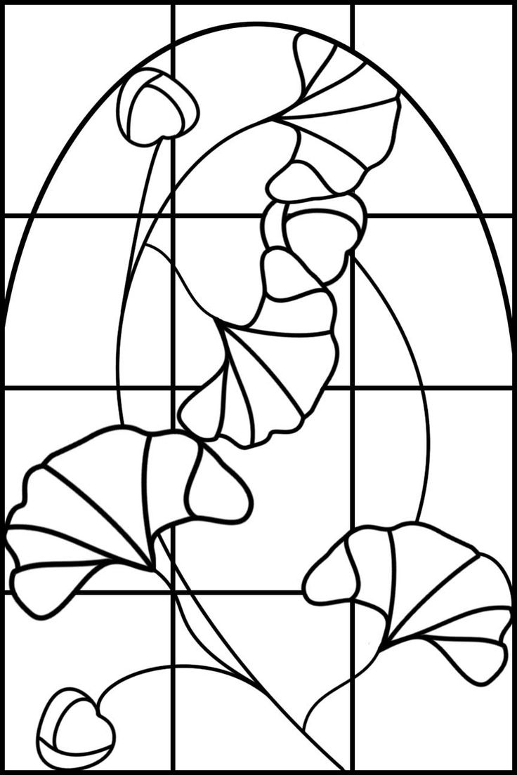 673 best images about Stained Glass PATTERNS on Pinterest