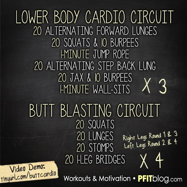 Butt Circuit More Fit Lower Body Circuit Hiit Workout Strength Workout