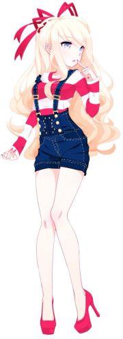 anime girl otaku-life