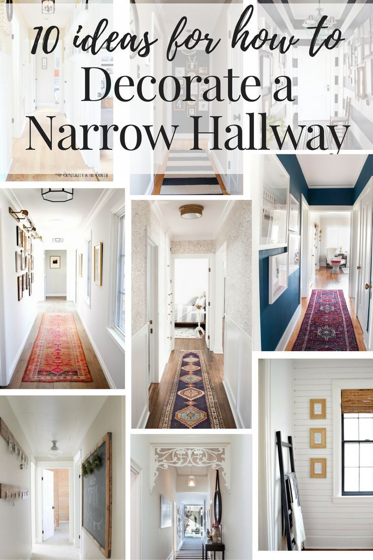Hallway Inspiration  How to decorate Inspiration and Hallway rug