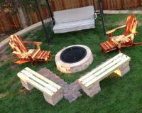 43 best images about Fire Pit Swings and other ideas on ...