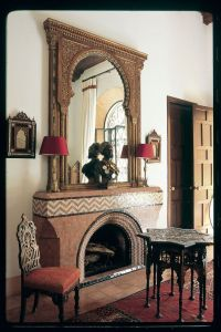 1000+ images about moroccan zillij mosaic tile fireplace ...