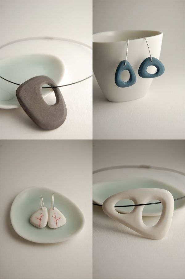 1000 ideas about Porcelain Jewelry on Pinterest Clay