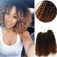 17 Best ideas about Curly Crochet Braids on Pinterest