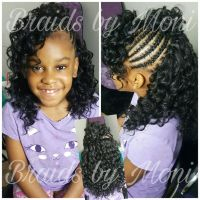 Crochet Braids Hairstyles For Kids
