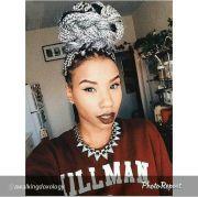 grey box braids ethnic hair
