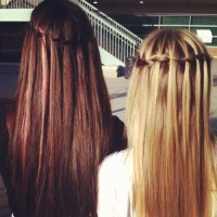 17 Best images about hair on Pinterest | The waterfall ...