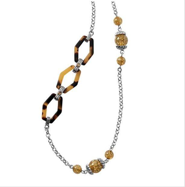 Urban jungle necklace from Lia Sophia 2014 www.liasophia