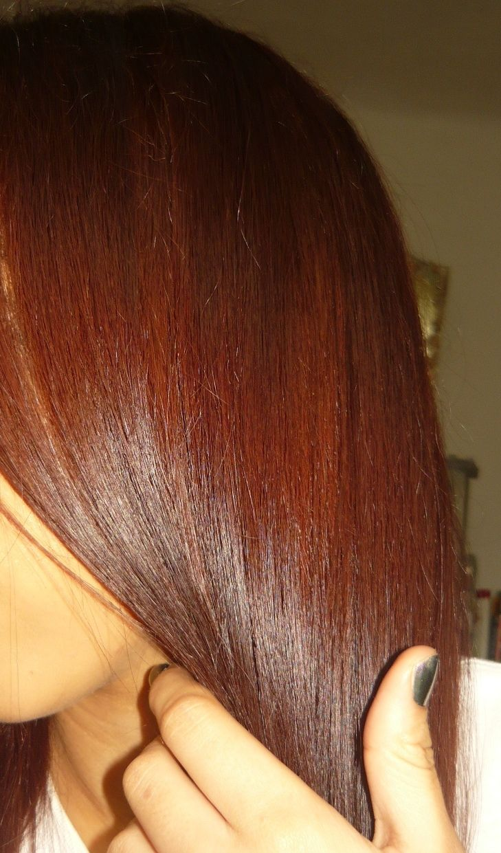 Hair Lamination Just Use A Mix Of Gelatin And Hair