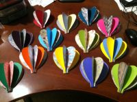 3-D Hot Air Balloons for my classroom door! This is what I ...