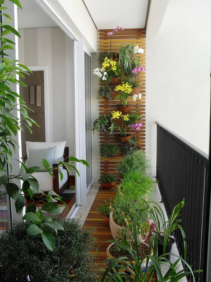25 Best Ideas About Small Balcony Garden On Pinterest Balcony