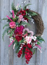 17 Best images about Valentine's Day Wreaths and Decor on ...