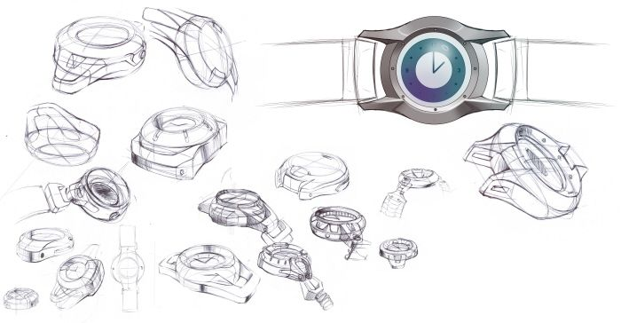 1000+ images about Sketches Watches / Relojes on Pinterest