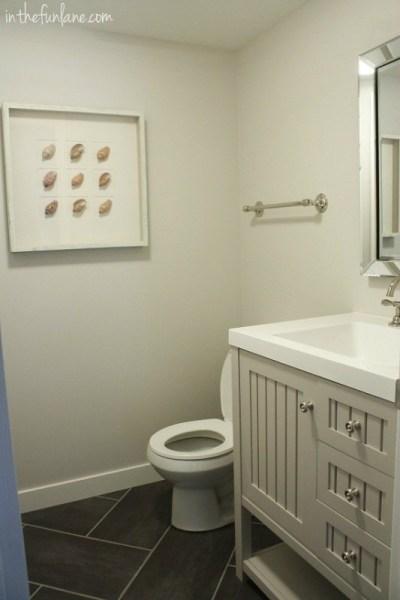 martha stewart bathroom paint color ideas Martha Stewart vanity, hardware and mirror all from home depot | Bathroom | Pinterest | Sea