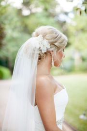 bridal veils headpieces