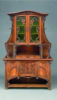 Louis Majorelle - art nouveau furniture How beautiful is ...