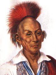 mohawk indian historical makeup