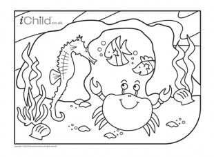 Enjoy colouring in these activities! With this printable