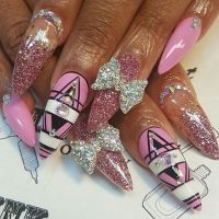 1000+ ideas about Ghetto Nails on Pinterest | Long ...