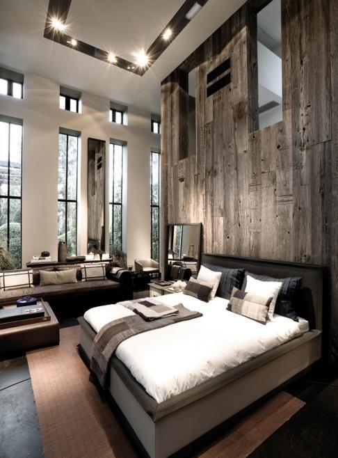 25+ best ideas about Rustic modern cabin on Pinterest