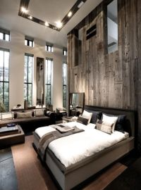 25+ best ideas about Rustic modern cabin on Pinterest
