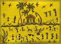 Warli Art - These tribal paintings of Maharashtra were ...