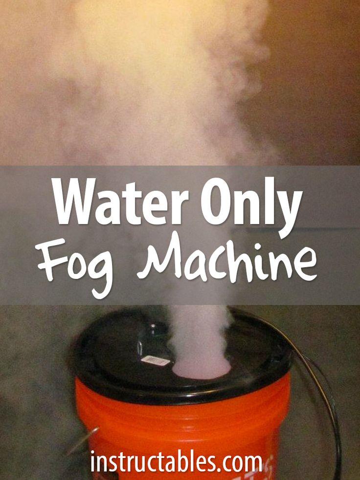 Dry ice juice and fog machine on pinterest