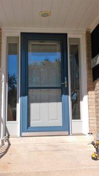1000+ ideas about Storm Doors on Pinterest   Screen Doors ...