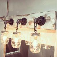 25+ best ideas about Mason Jar Lighting on Pinterest ...