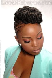natural mohawk front view hairgoals2014