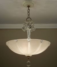 1000+ images about Vintage Art Deco Ceiling Lights on