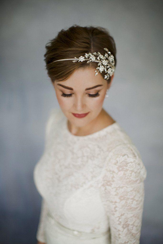 Best 25+ Wedding Headband ideas only on Pinterest
