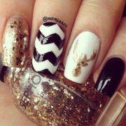 ideas deer nails