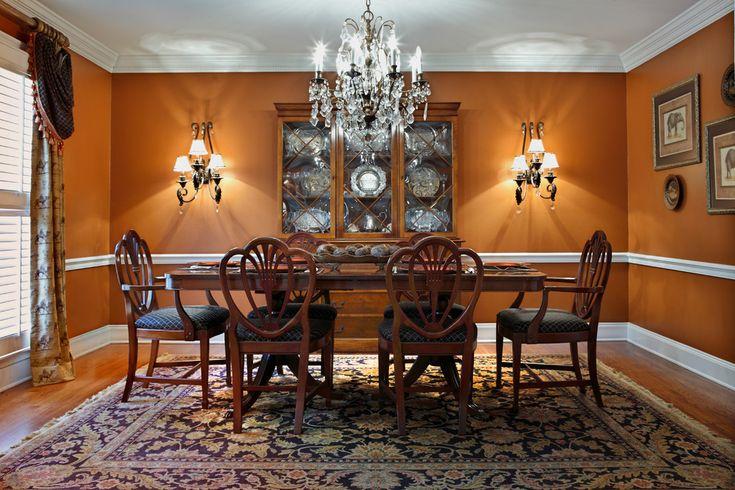 17 Best Ideas About Burnt Orange Rooms On Pinterest