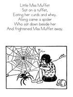 1000+ images about NR-Little miss muffet on Pinterest