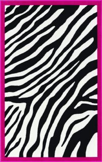 1000+ ideas about Zebra Print Rug on Pinterest