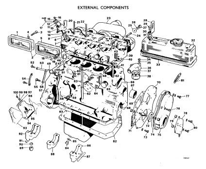 Stanadyne Fuel Injection Pump Diagram Cat Injection Pump