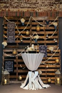 The 25+ best ideas about Pallet Backdrop on Pinterest