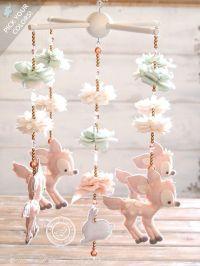 1000+ ideas about Deer Nursery on Pinterest | Baby Deer ...