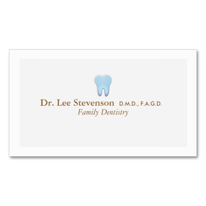 Appointment Business Card Templates: a collection of ideas