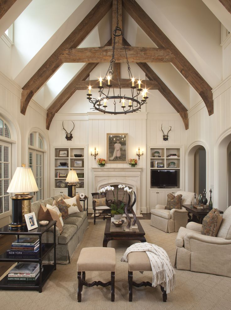25+ best ideas about Painted ceiling beams on Pinterest